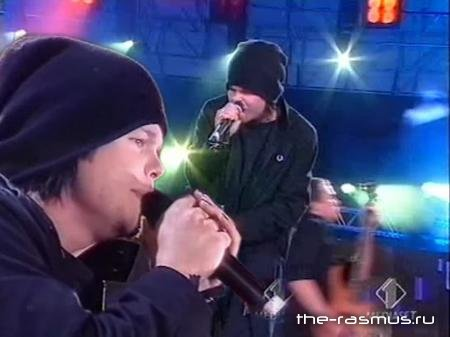 The Rasmus - Live in Festivalbar Italia