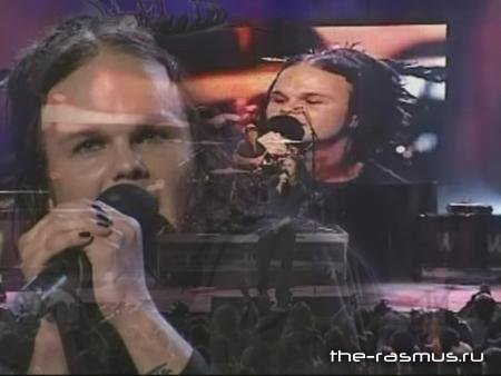 The Rasmus - Guilty (MTV Latin Awards)