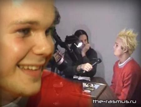 The Rasmus - Hellofacollection platina plazatv