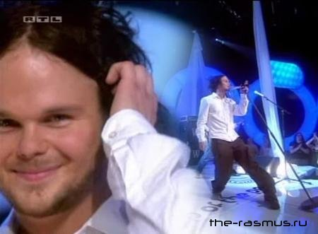 The Rasmus - No fear (RTL TOTP)