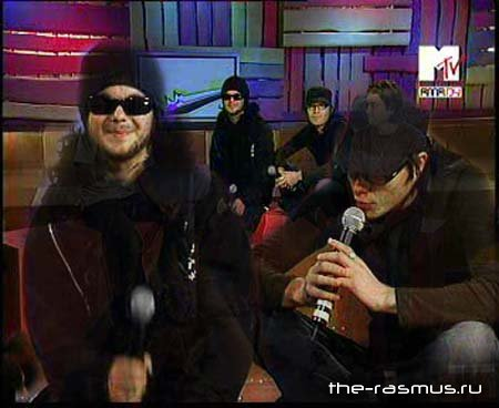 The Rasmus - Russia MTV Total Show