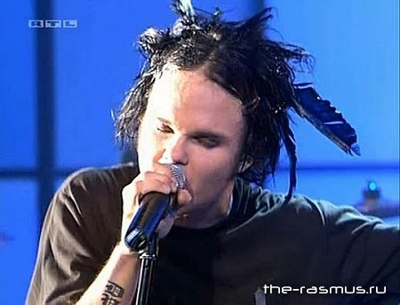 The Rasmus - ITS TOPT Germany