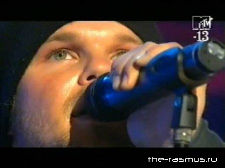 The Rasmus-Shot live Cocacola Mtv