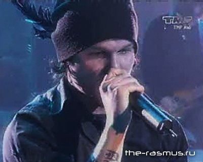 The Rasmus - In My Life (TMF Awards)