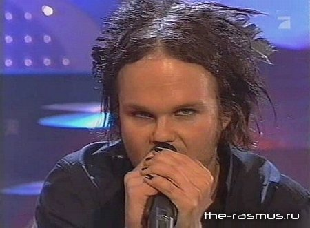 The Rasmus - NoFear live in PocherSpecial