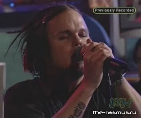 The Rasmus - FuseTV-IMX USA