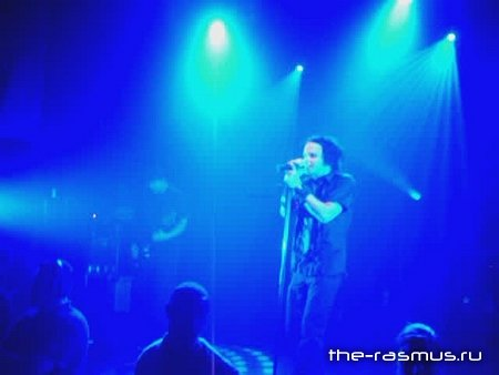 The Rasmus - If You Ever live in Birmingham