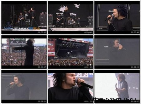 The Rasmus - Rock am Ring 2004, Nurburgring, Germany