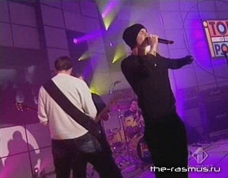 The Rasmus - ITS TOTP Italy