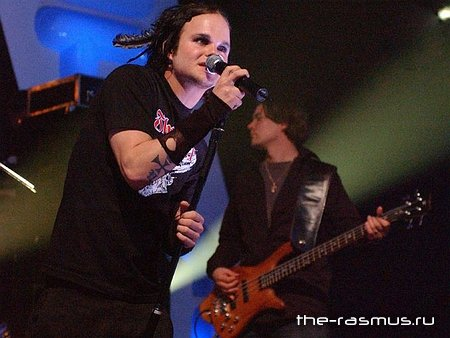 The Rasmus - In The Shadows TOTP UK