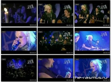 The Rasmus - Summeribileet 2008