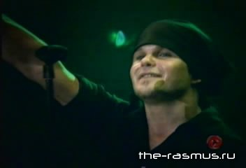 The Rasmus - Pop Rock Brazil