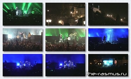 The Rasmus - Live in Lublin