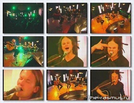 The Rasmus (acoustic 10M)