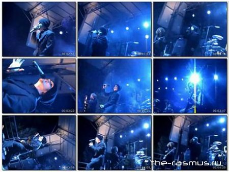 The Rasmus - HFTS Album Launch Party