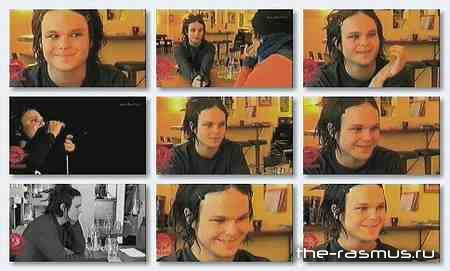 The Rasmus - Session's interview