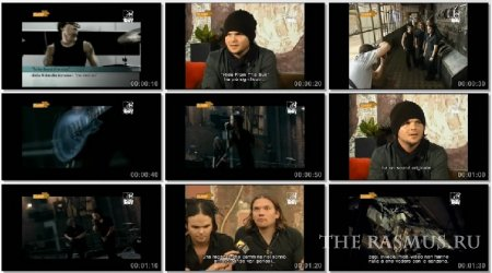 The Rasmus - MTV News Spain