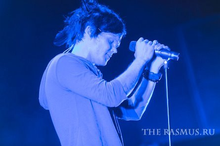The Rasmus live in Mexico 30.10.11