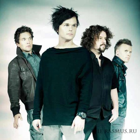 Превью CD The Rasmus - The Rasmus!