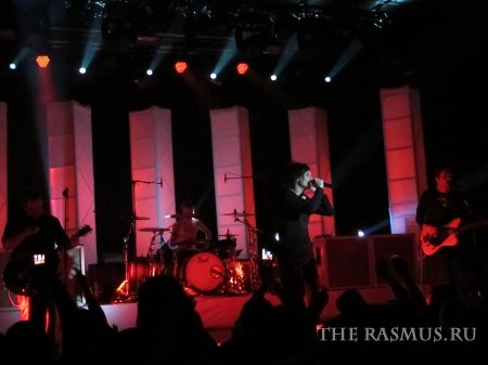 The Rasmus Live at The Circus