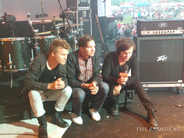 The Rasmus live @ Lato ZET Poland